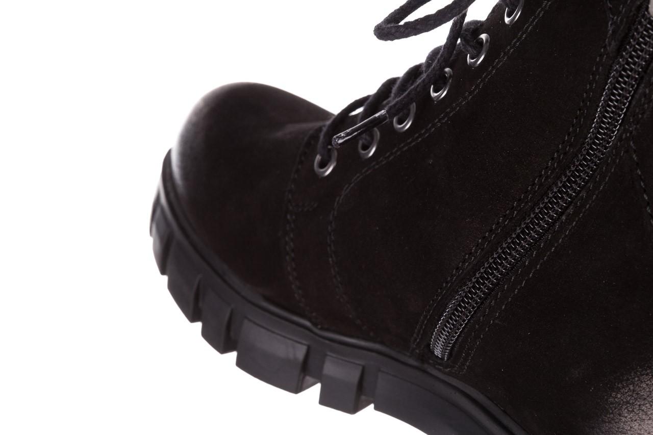 Trzewiki bayla-161 068-8675 black, czarny, skóra naturalna  - trzewiki - buty damskie - kobieta 16