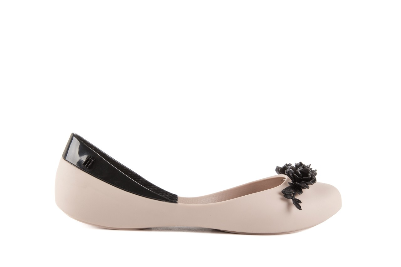Ah+melissa flower queen  ad beige/black - melissa - nasze marki 6