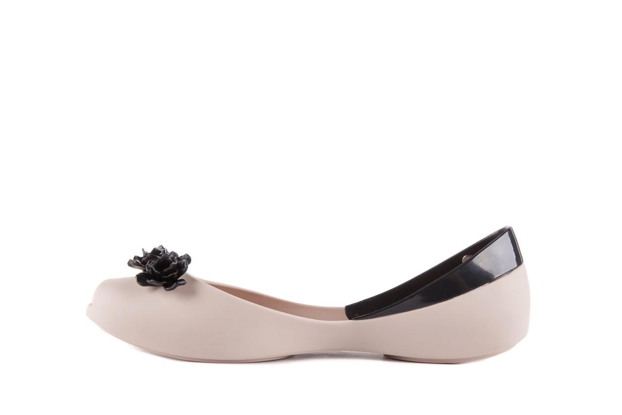 Ah+melissa flower queen  ad beige/black - melissa - nasze marki 8