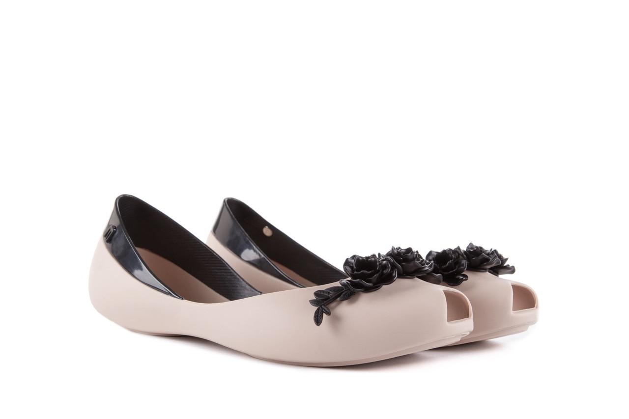 Ah+melissa flower queen  ad beige/black - melissa - nasze marki 7