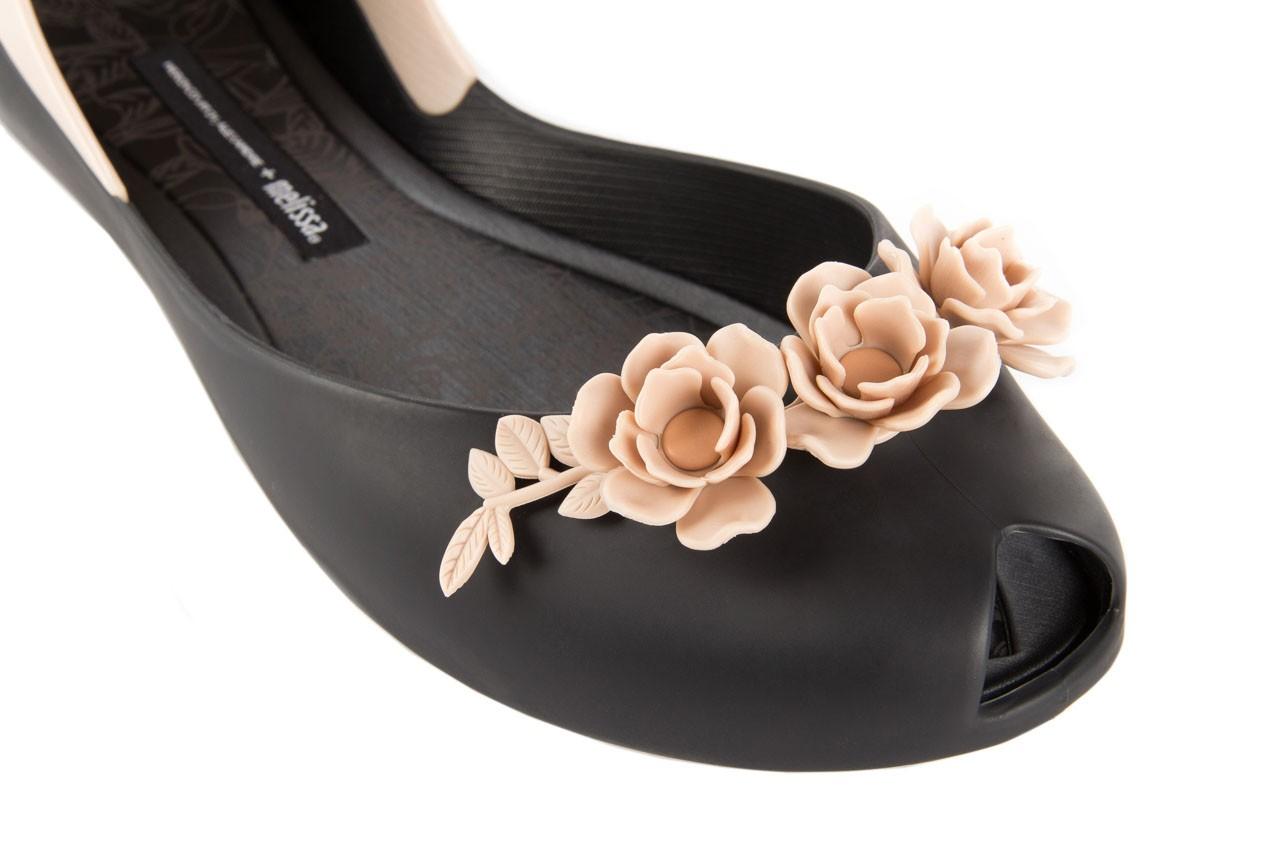Ah+melissa flower queen  ad black/beige - melissa - nasze marki 9