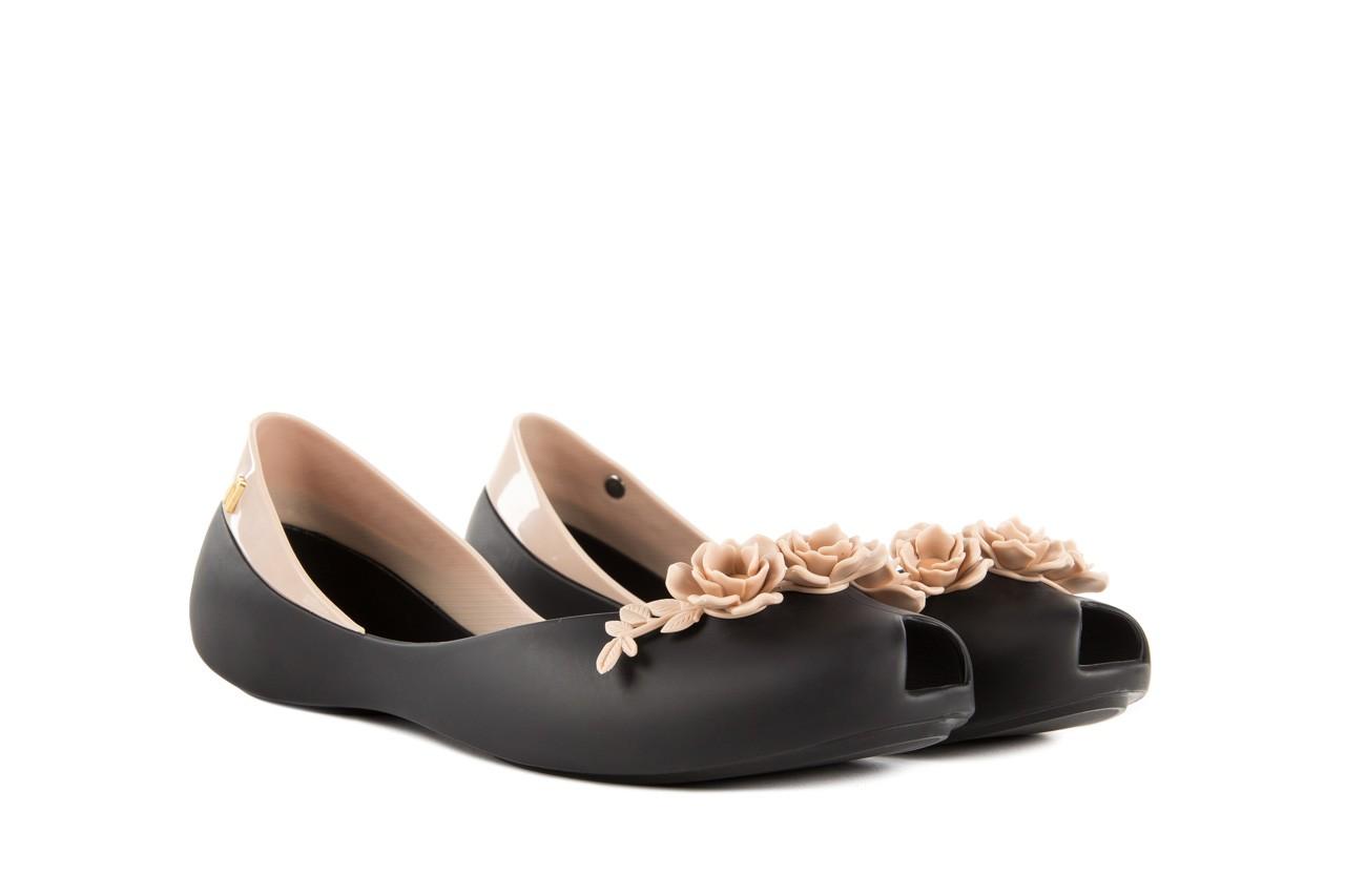 Ah+melissa flower queen  ad black/beige - melissa - nasze marki 6
