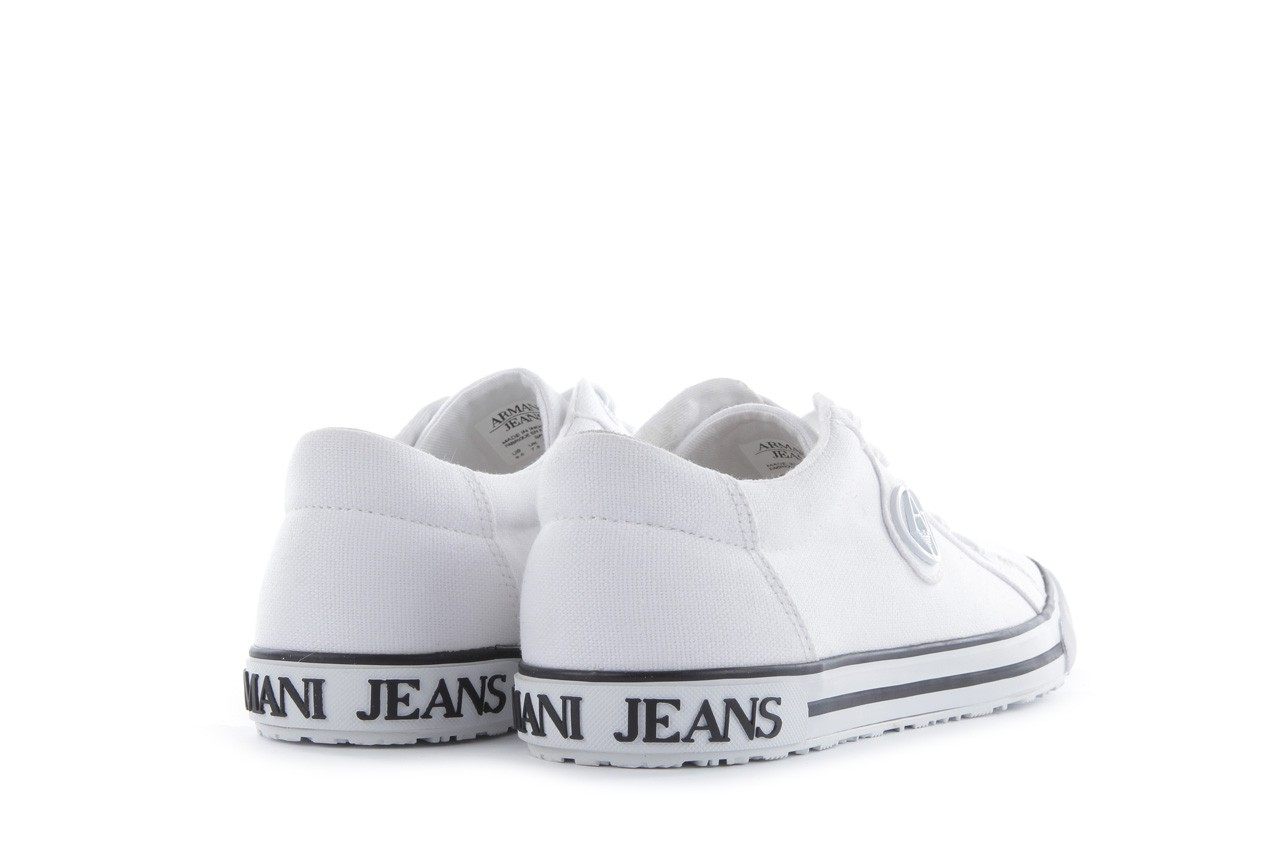 Armani jeans 055a1 64 white - armani jeans - nasze marki 12