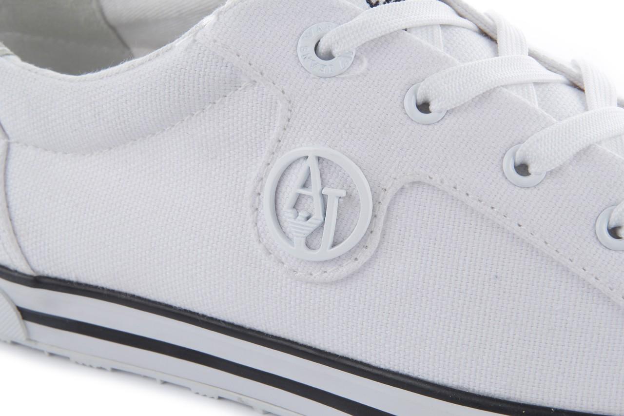 Armani jeans 055a1 64 white - armani jeans - nasze marki 14