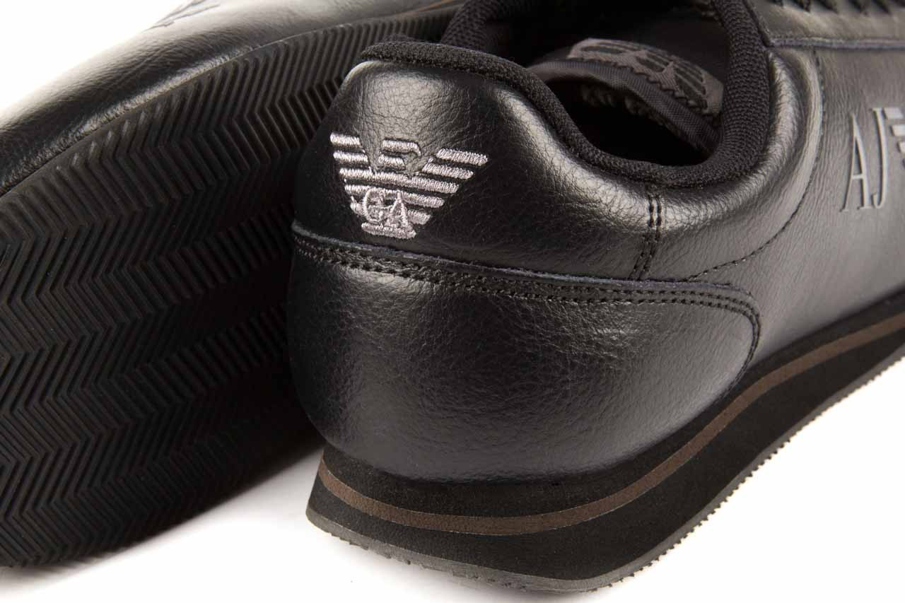 Armani jeans 06533 35 black - nasze marki 12