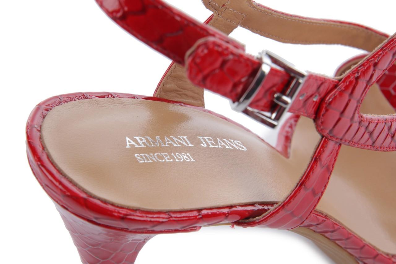 Armani jeans a55e1 38 red  - nasze marki 13