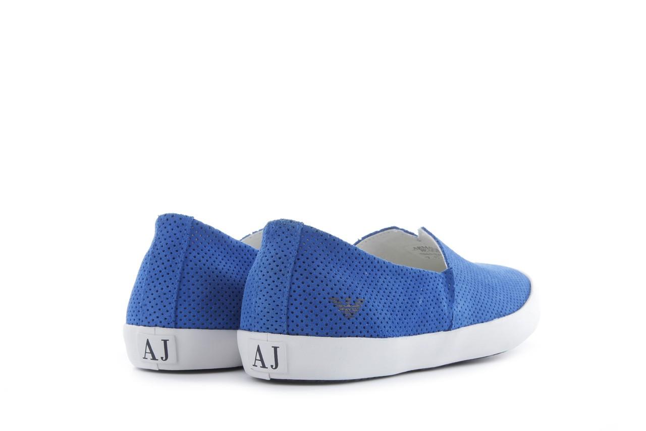 Armani jeans a6568 58 azurro elettrico  - armani jeans - nasze marki 10