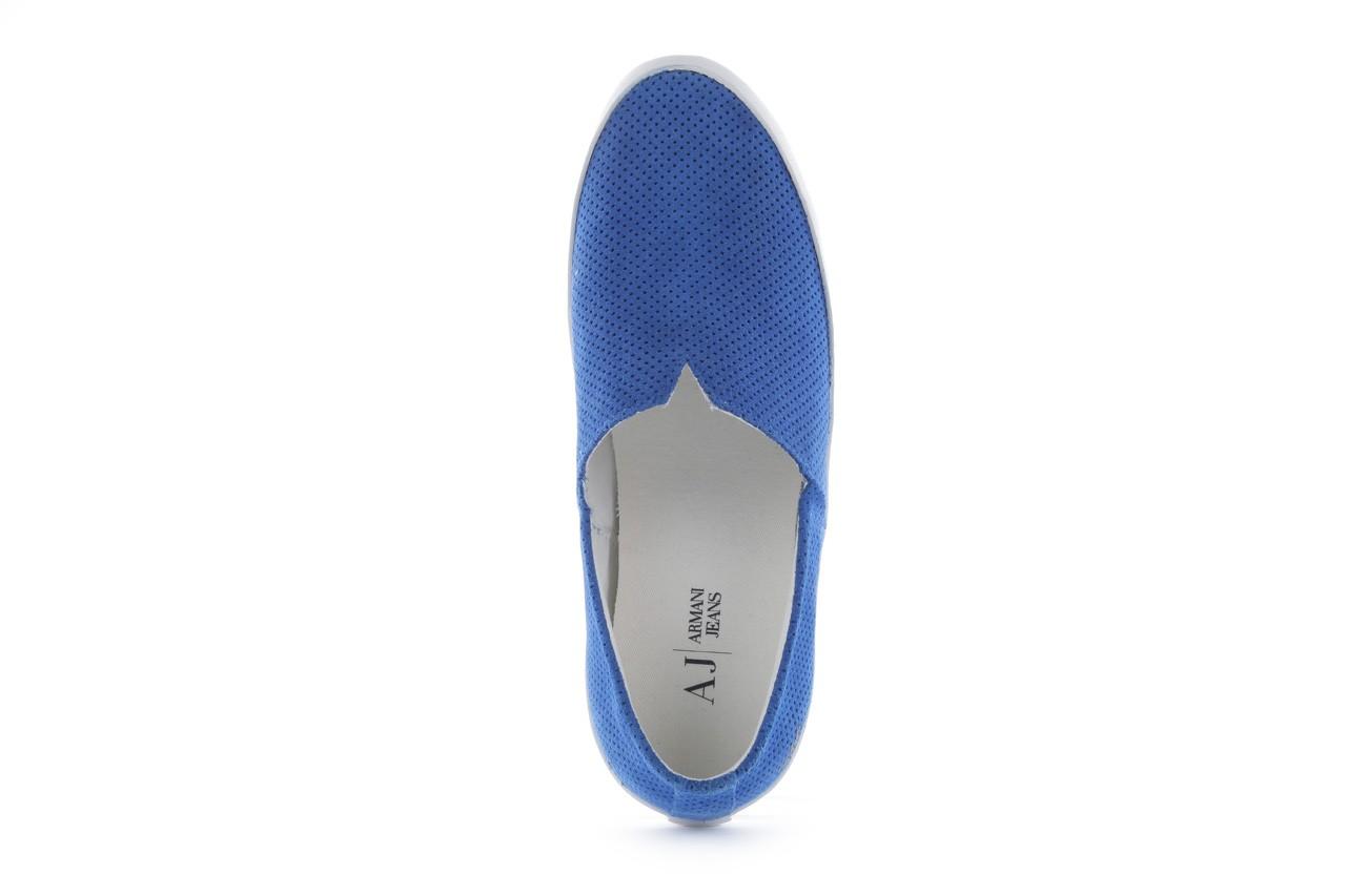 Armani jeans a6568 58 azurro elettrico  - armani jeans - nasze marki 11