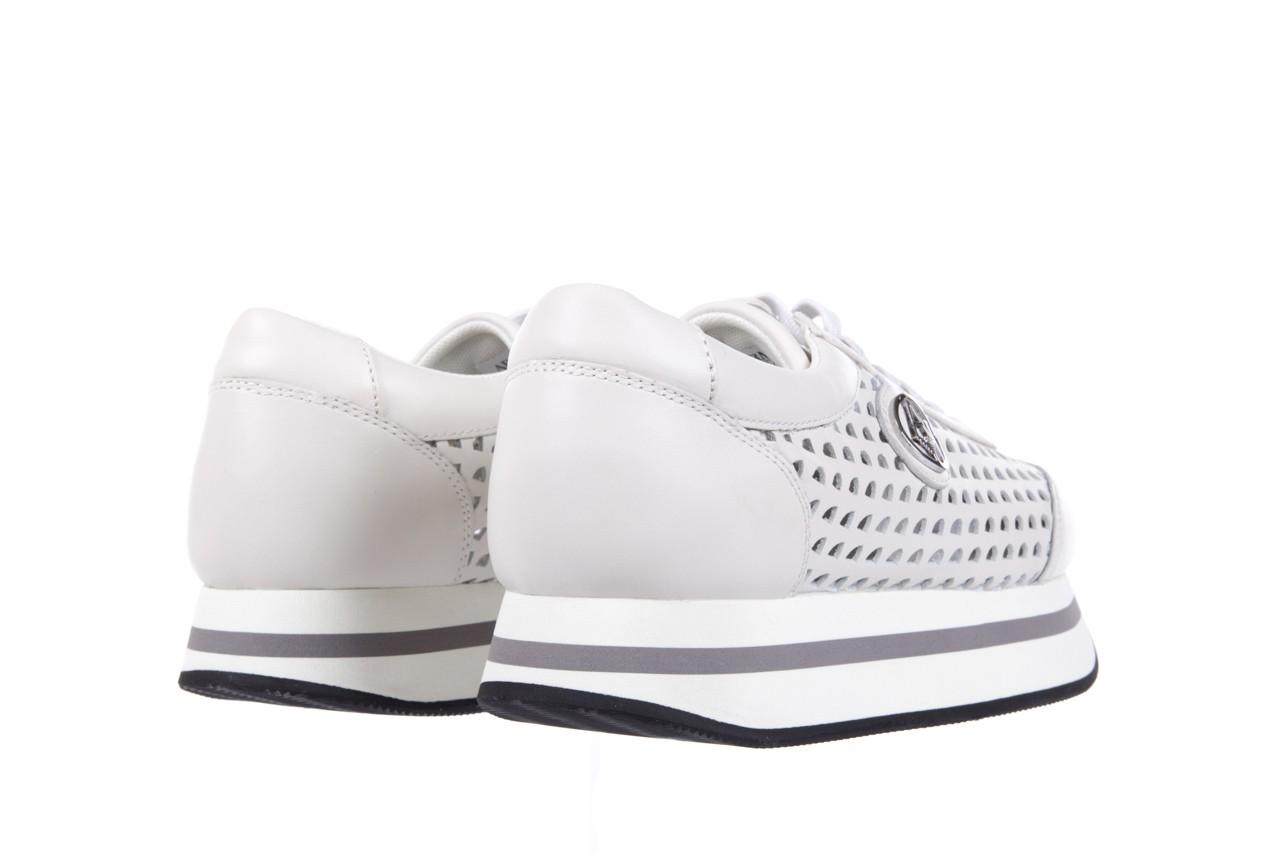 Armani jeans c55c8 1c bianco-white - armani jeans - nasze marki 9
