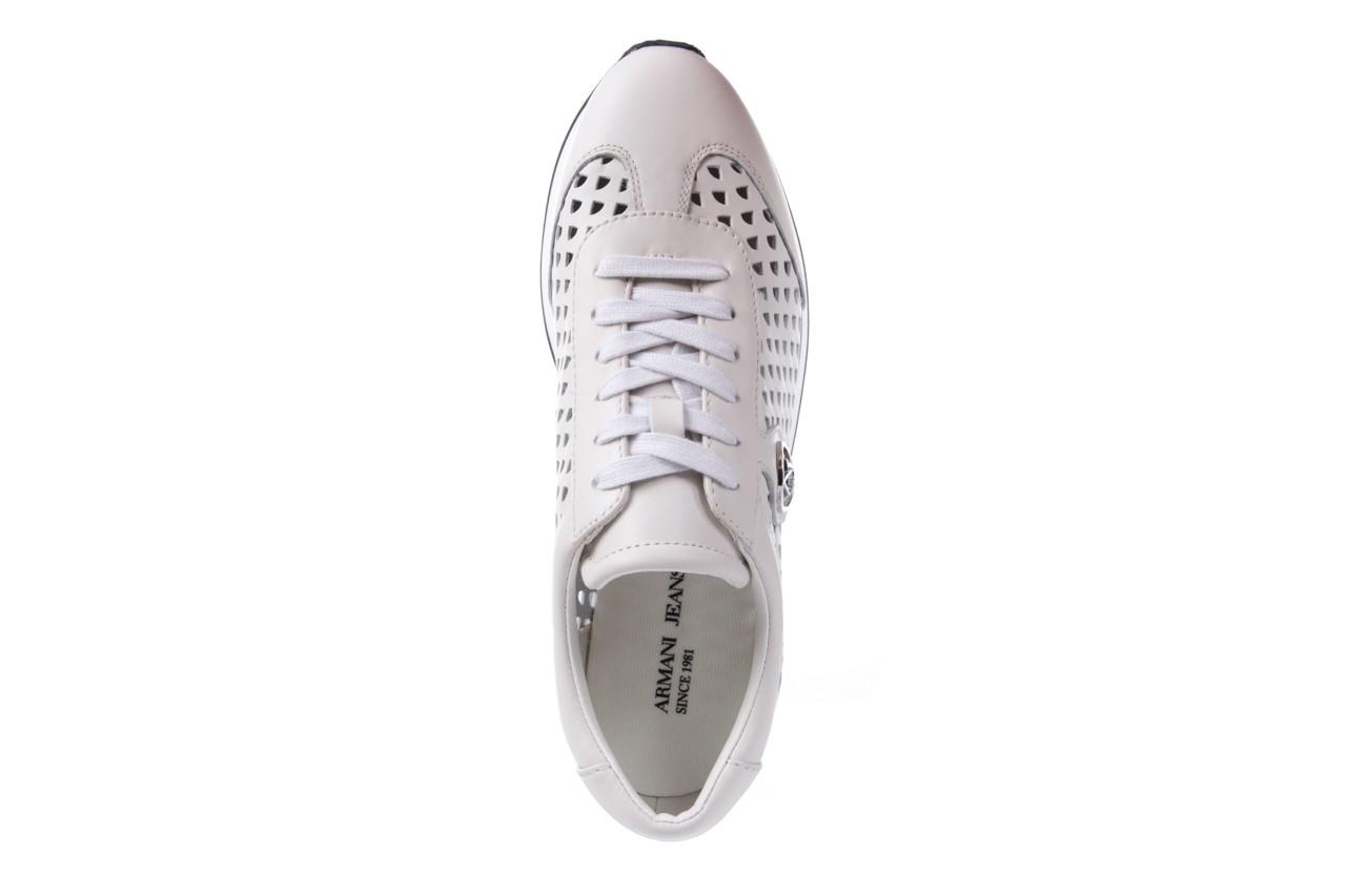 Armani jeans c55c8 1c bianco-white - armani jeans - nasze marki 10