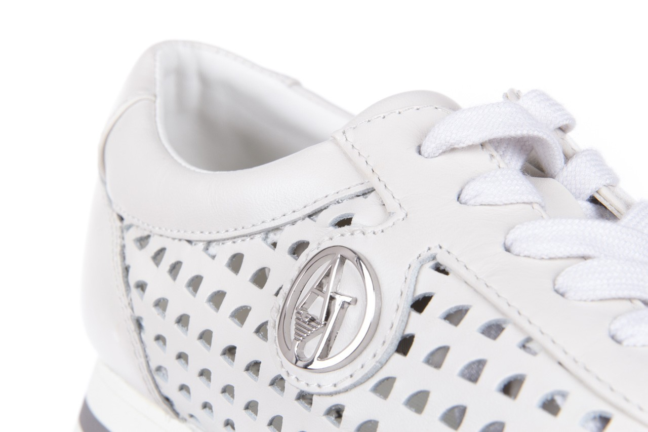 Armani jeans c55c8 1c bianco-white - armani jeans - nasze marki 11