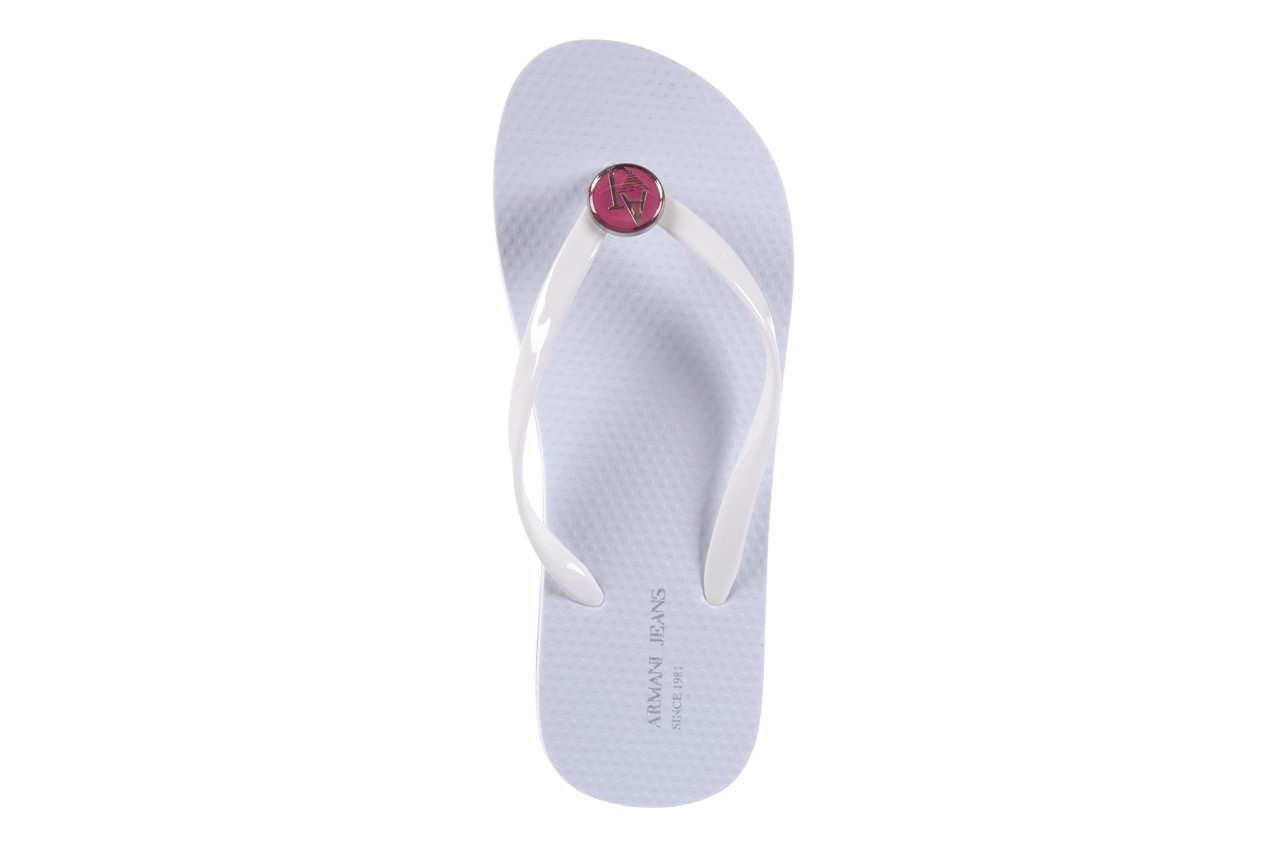 Armani jeans c55f1 1c bianco-white 10