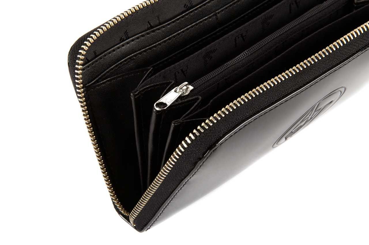 Armani jeans portfel 05v32 rj black 7