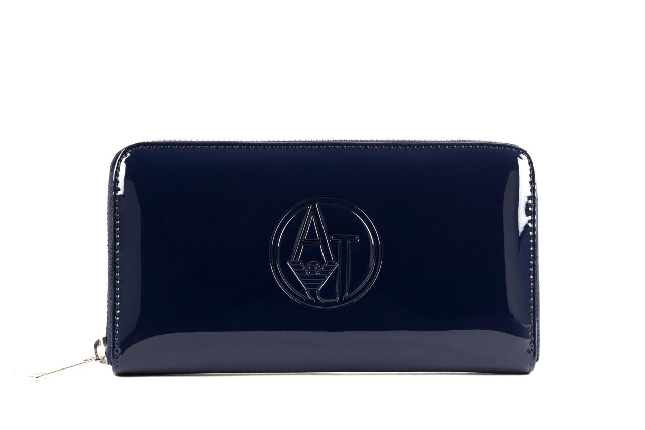 Armani jeans portfel 05v32 rj blue - armani jeans - nasze marki 4