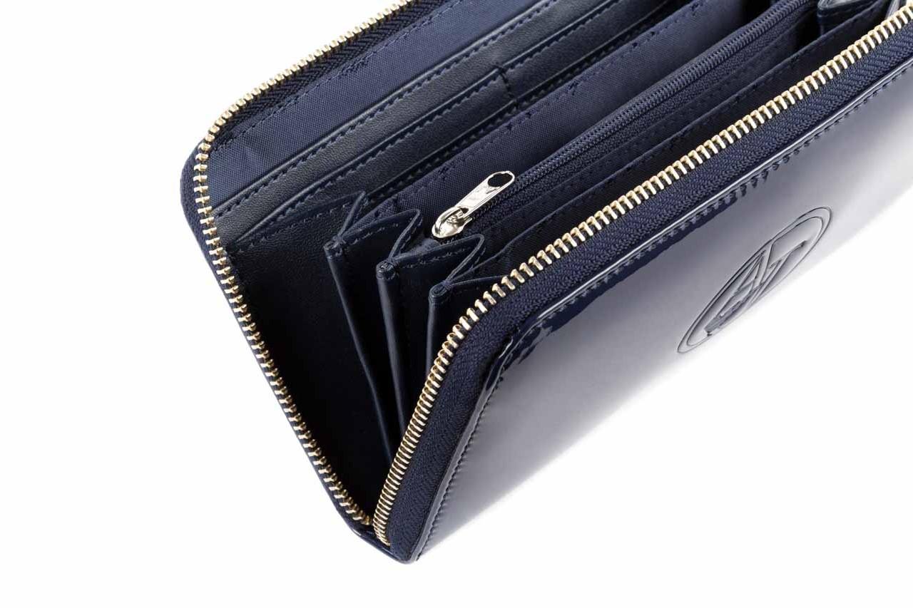 Armani jeans portfel 05v32 rj blue - armani jeans - nasze marki 7