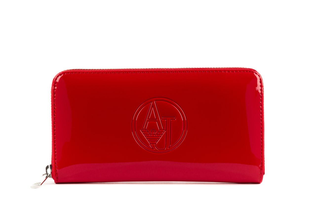 Armani jeans portfel 05v32 rj red - nasze marki 4