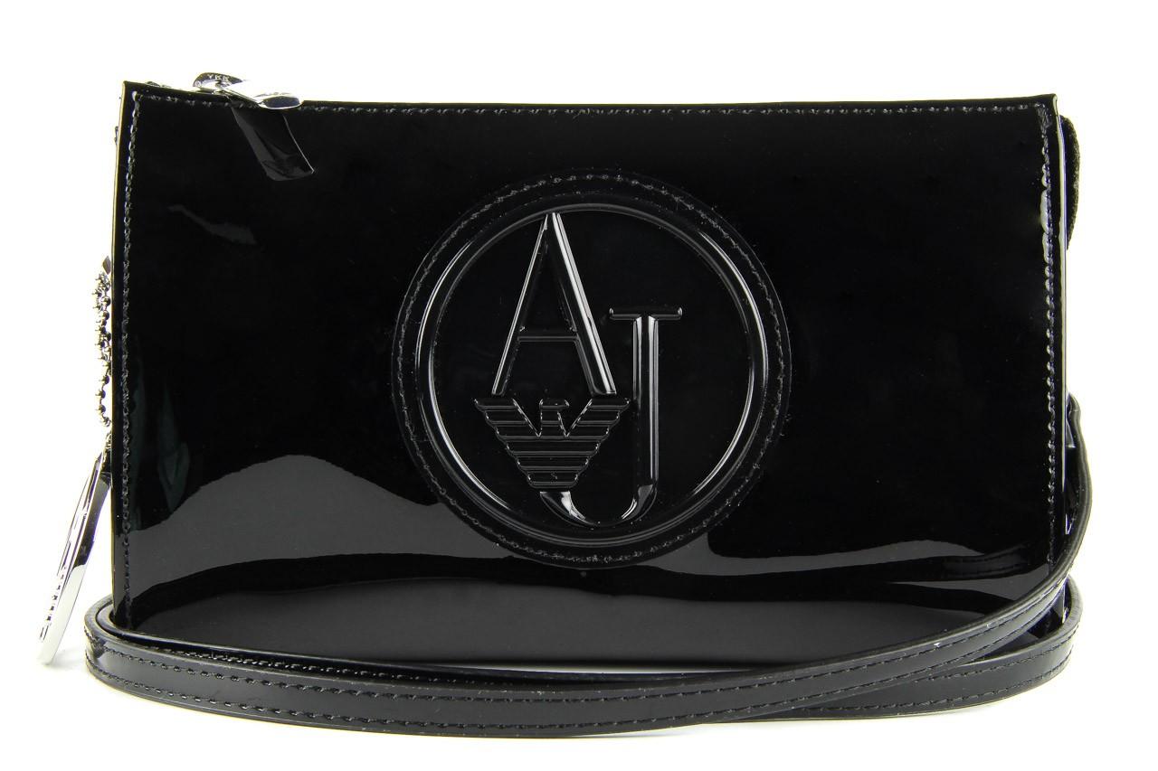 Armani jeans torebka 05v82 rj black - nasze marki 8
