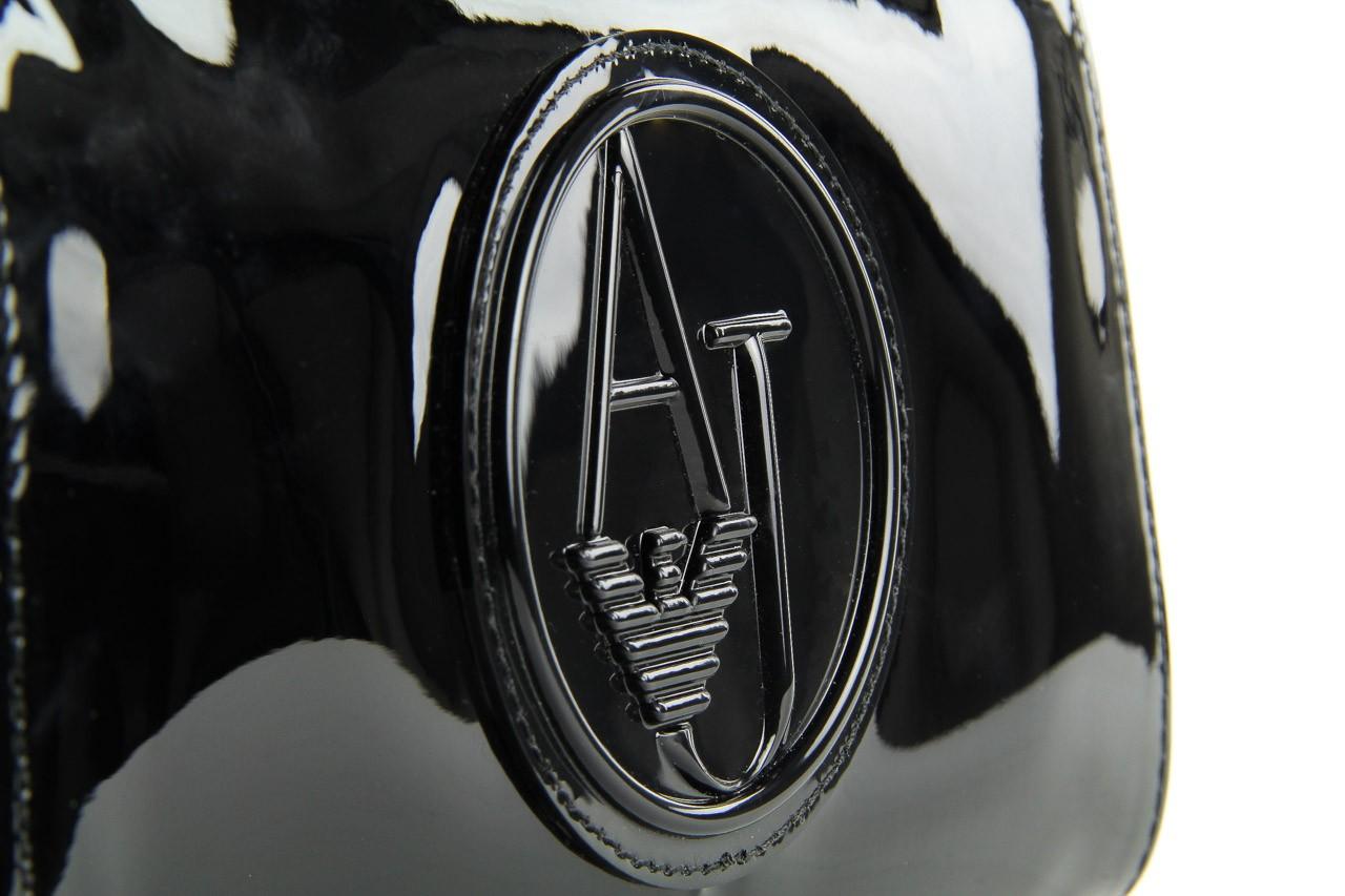Armani jeans torebka 05v82 rj black - nasze marki 9