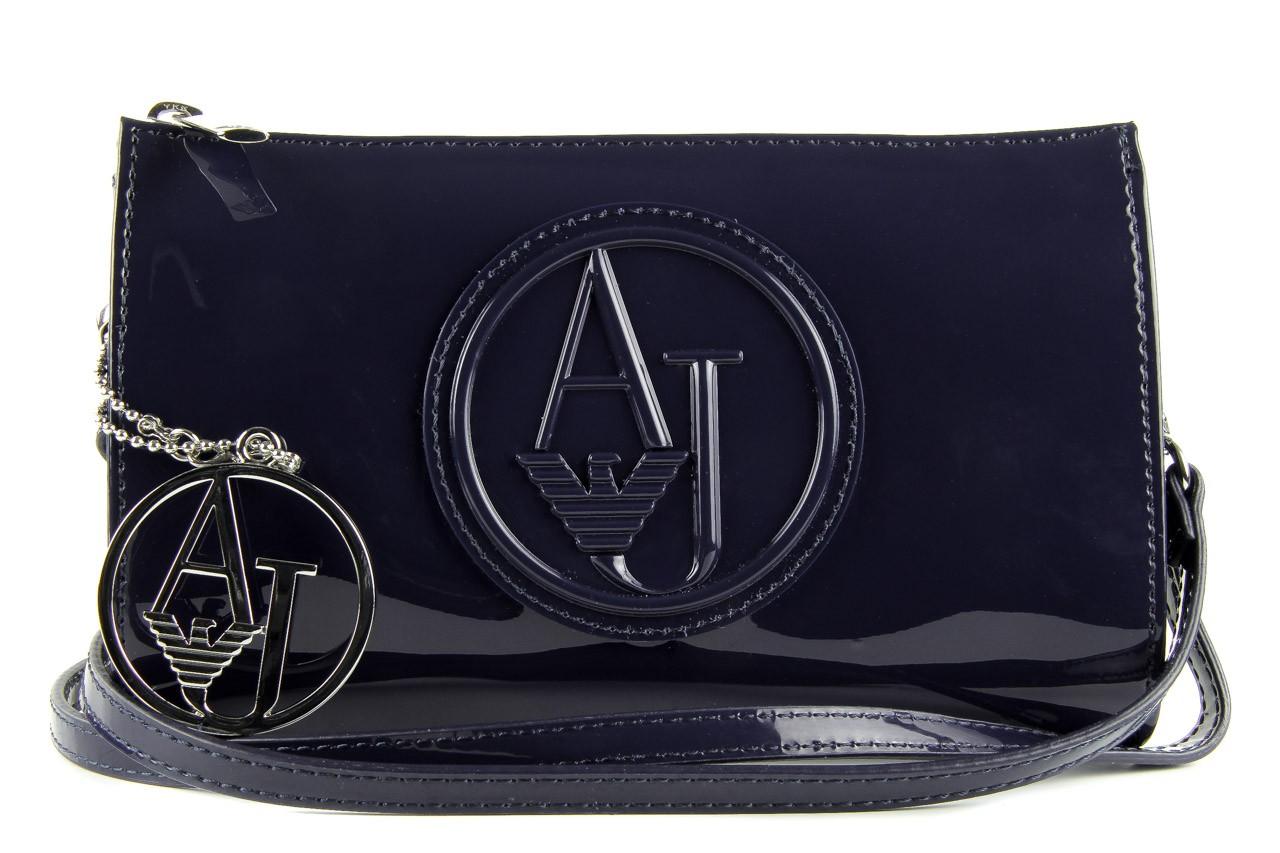 Armani jeans torebka 05v82 rj blue 11