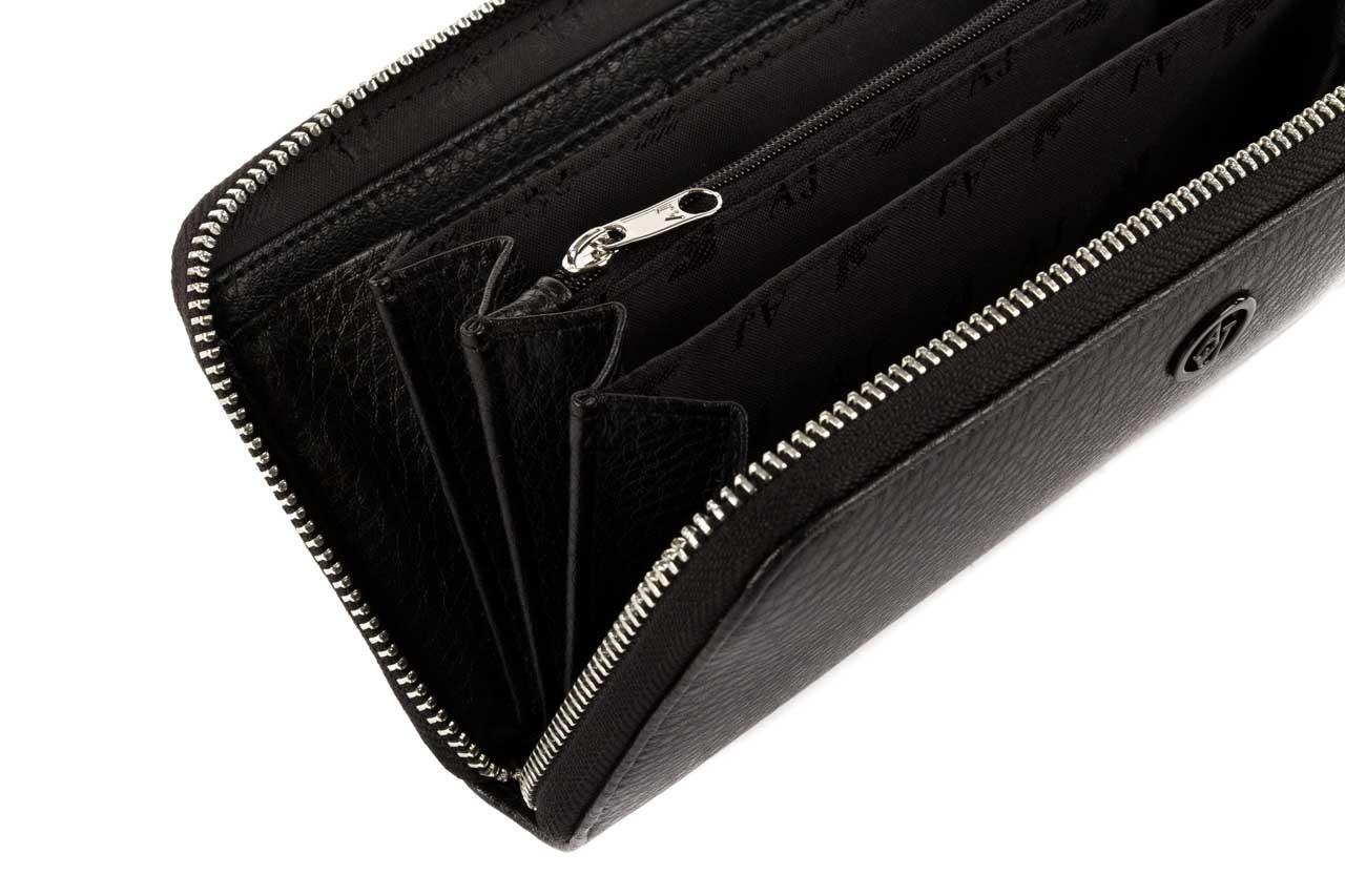 Armani jeans portfel b5v32 v7 black 9