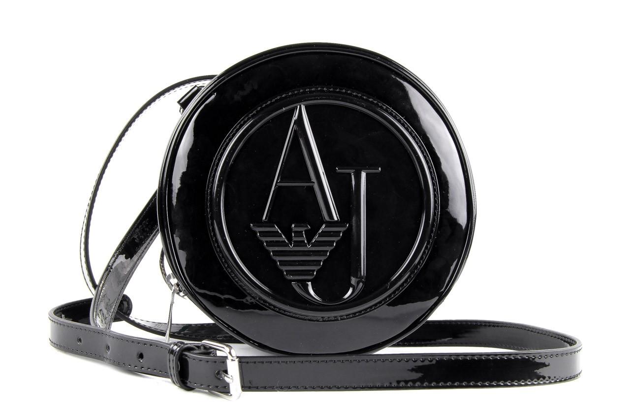 Armani jeans torebka 0520d rj black 9