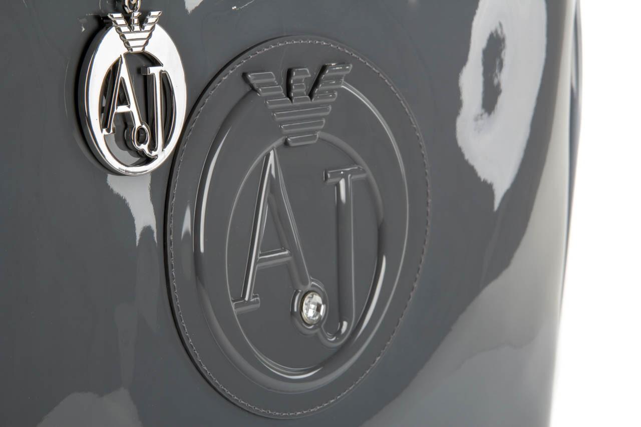 Armani jeans torebka 05291 55 grey - armani jeans - nasze marki 7