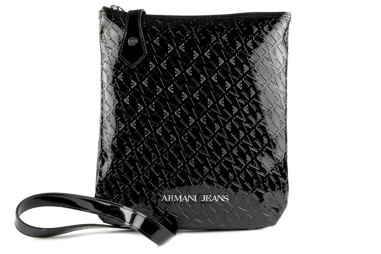 Armani jeans torebka 0525m a9 black - armani jeans - nasze marki 9