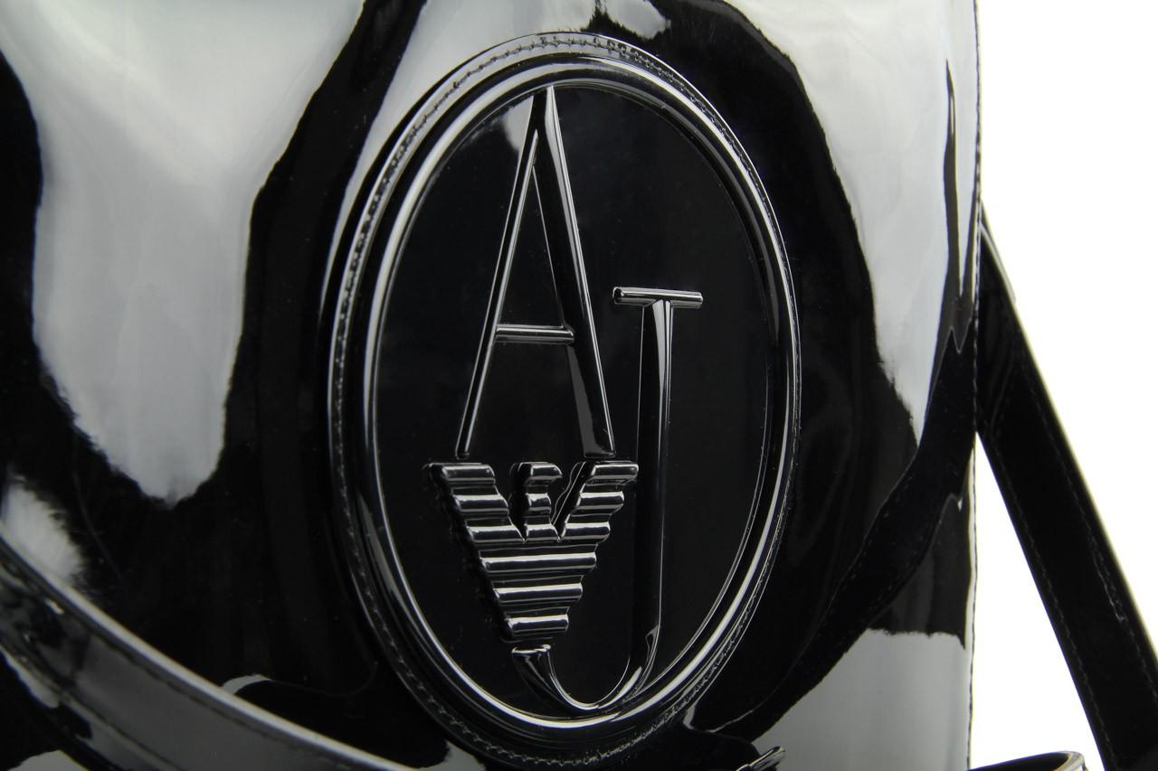 Armani jeans torebka 0528b rj black - armani jeans - nasze marki 5