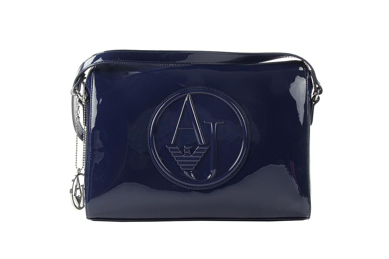 Armani jeans torebka 0528b rj blue 5