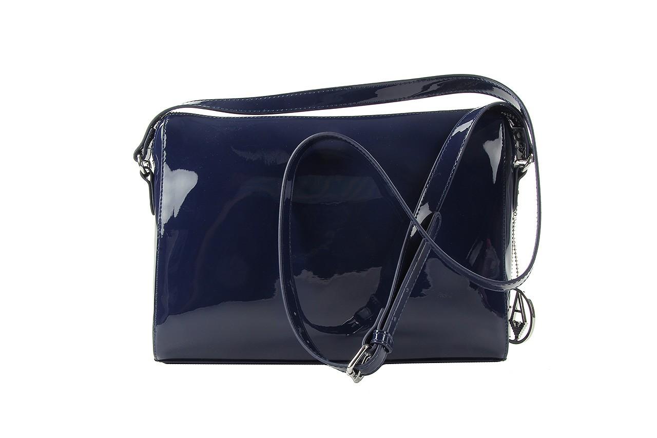 Armani jeans torebka 0528b rj blue 7