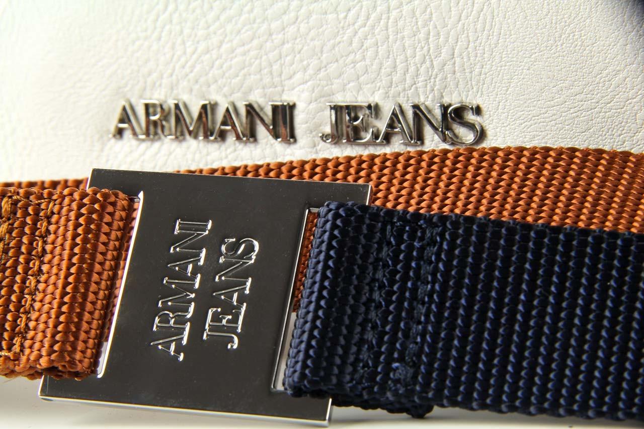 Armani jeans torebka a5237 v4 white 7