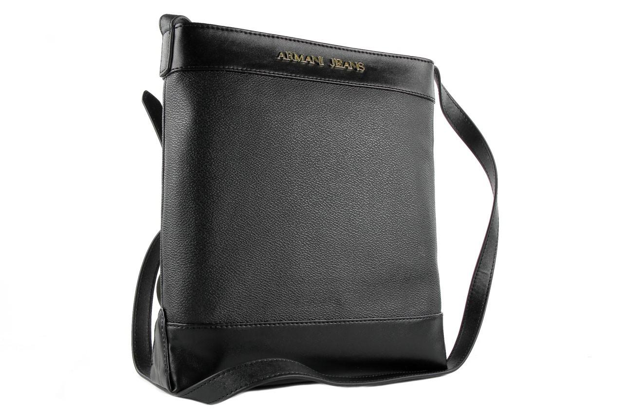 Armani jeans torebka a524b u5 black - nasze marki 8