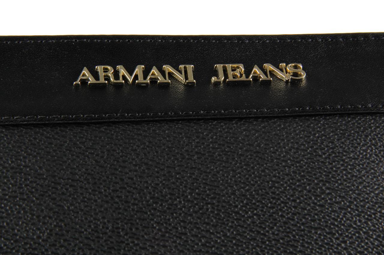 Armani jeans torebka a524b u5 black - nasze marki 7