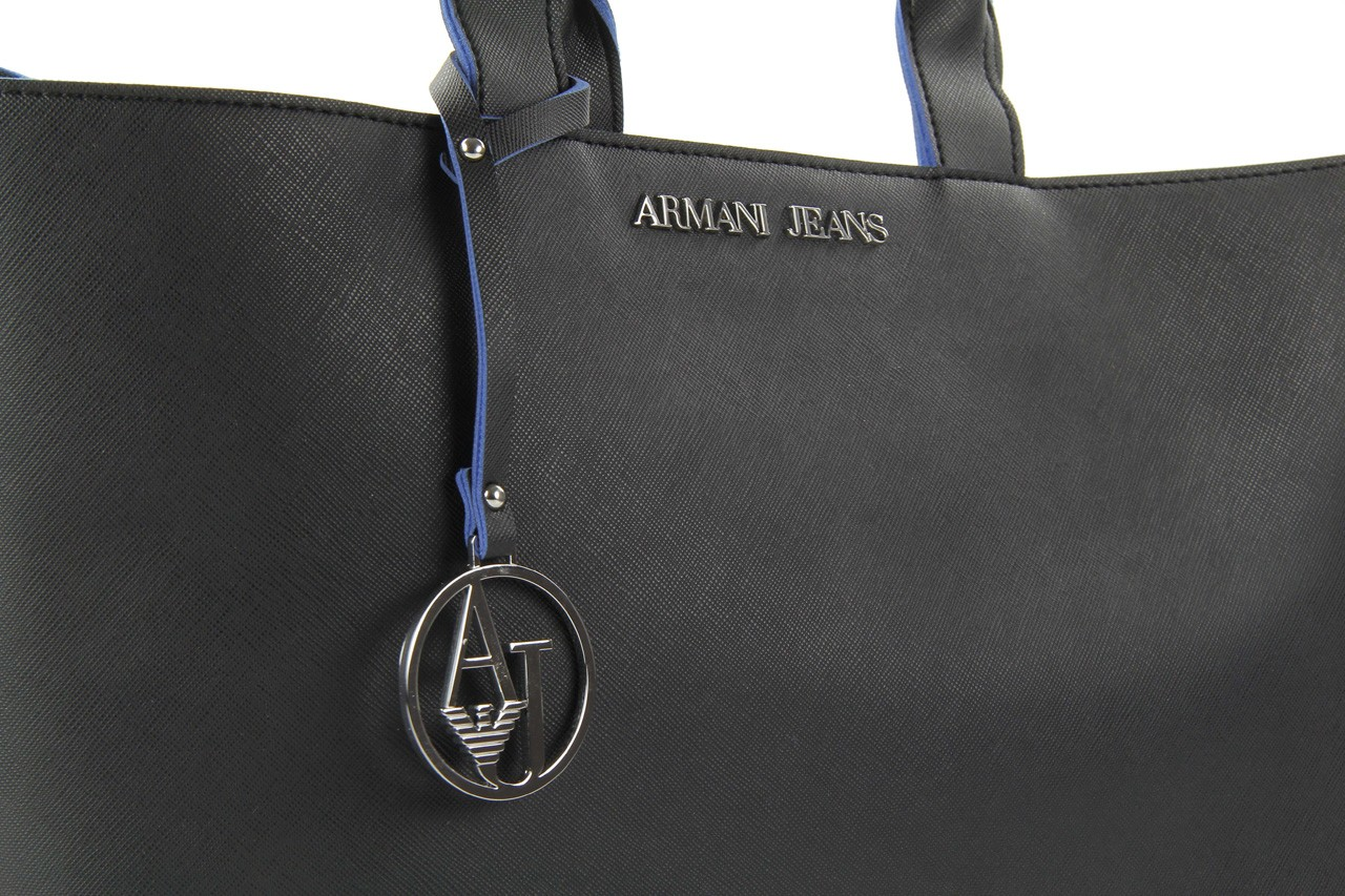 Armani jeans torebka a524z v6 black 11