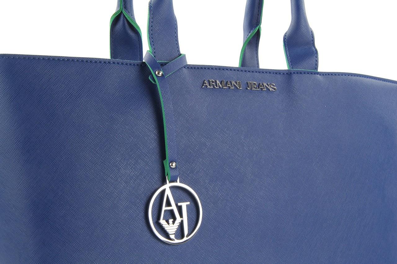 Armani jeans torebka a524z v6 royal - armani jeans - nasze marki 11