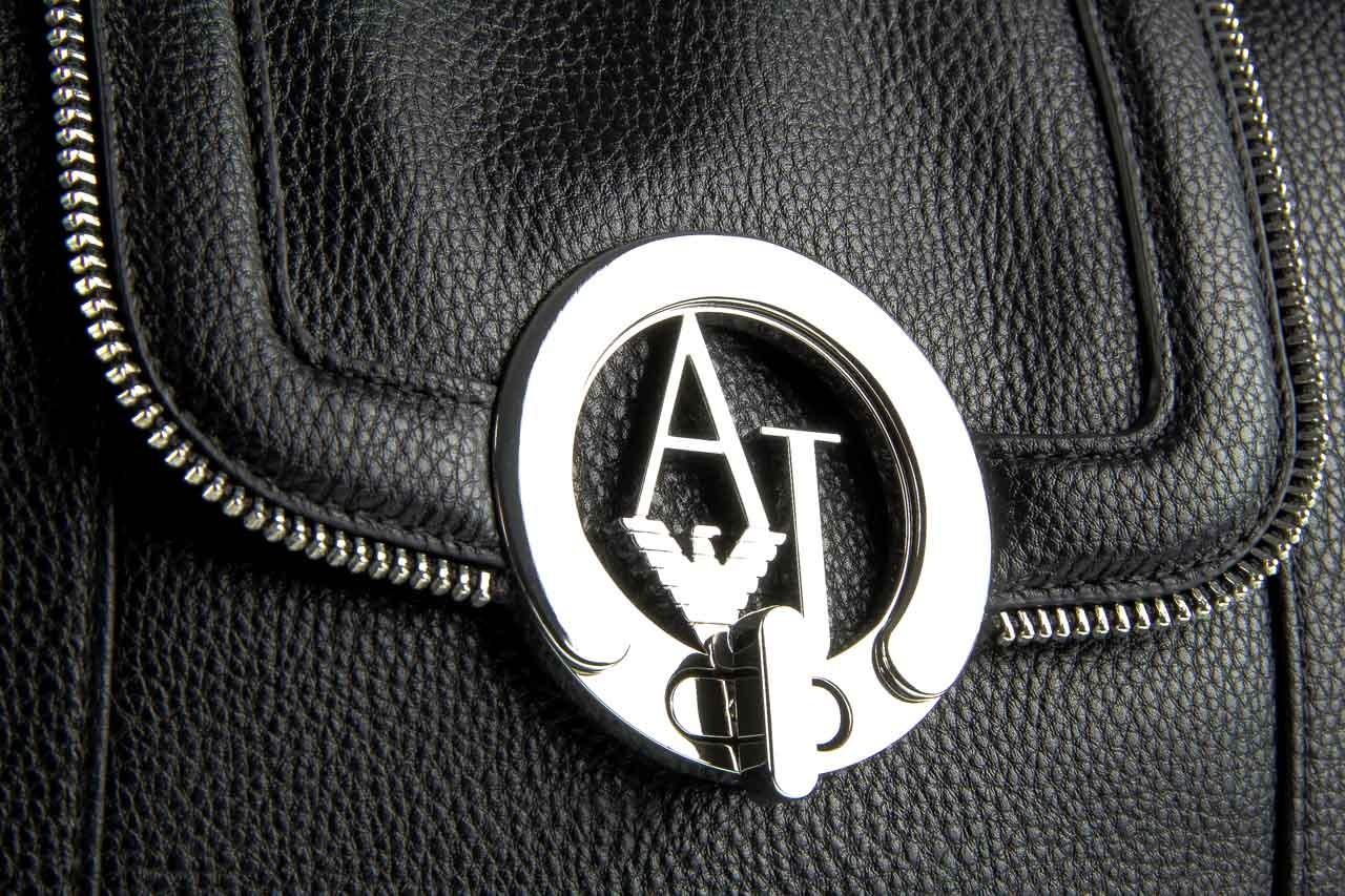 Armani jeans torebka z521e u4 black - armani jeans - nasze marki 9