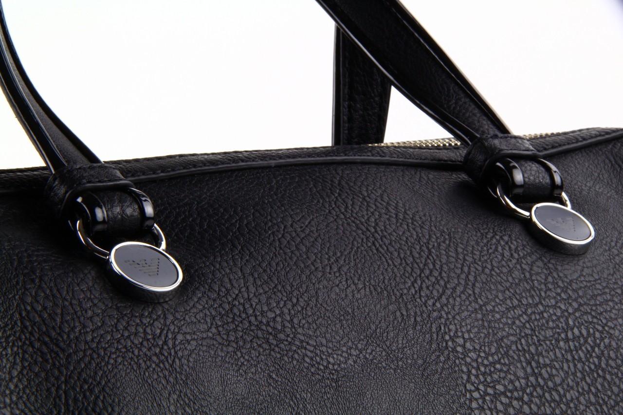 Armani jeans torebka z523c u8 black 15