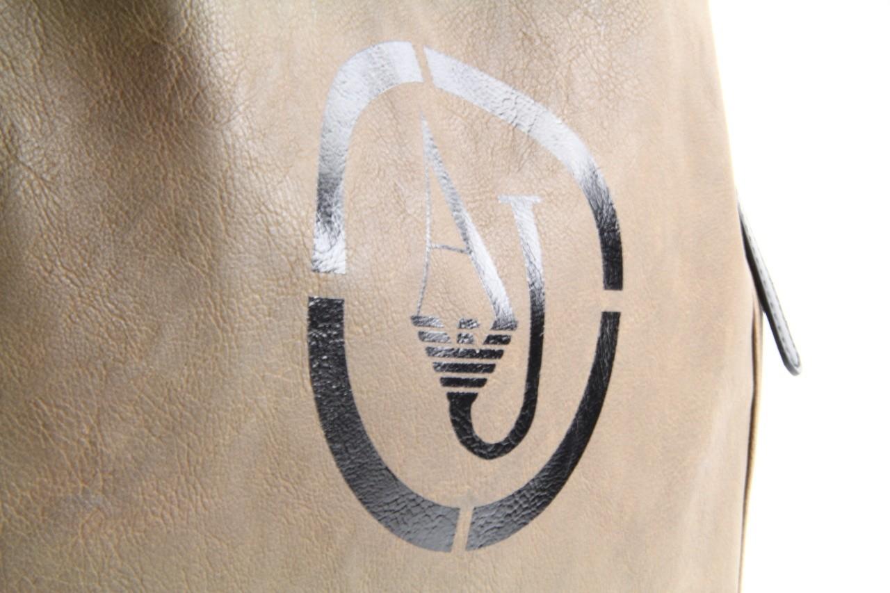 Armani jeans torebka z5245 v1 beige - armani jeans - nasze marki 11