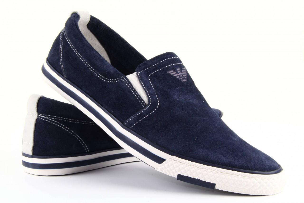 Armani jeans v6553 blue - armani jeans - nasze marki 14