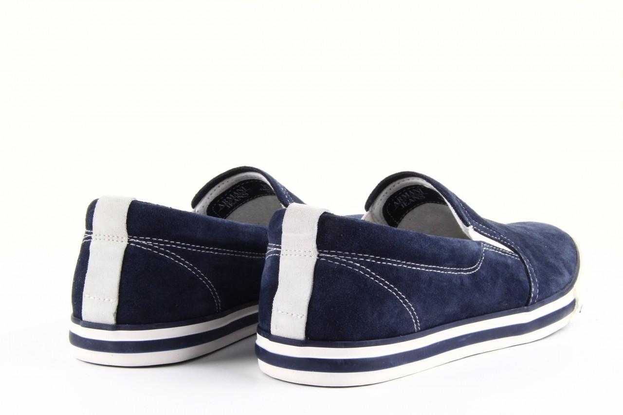 Armani jeans v6553 blue - armani jeans - nasze marki 11