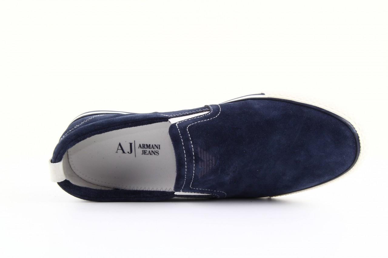 Armani jeans v6553 blue - armani jeans - nasze marki 12