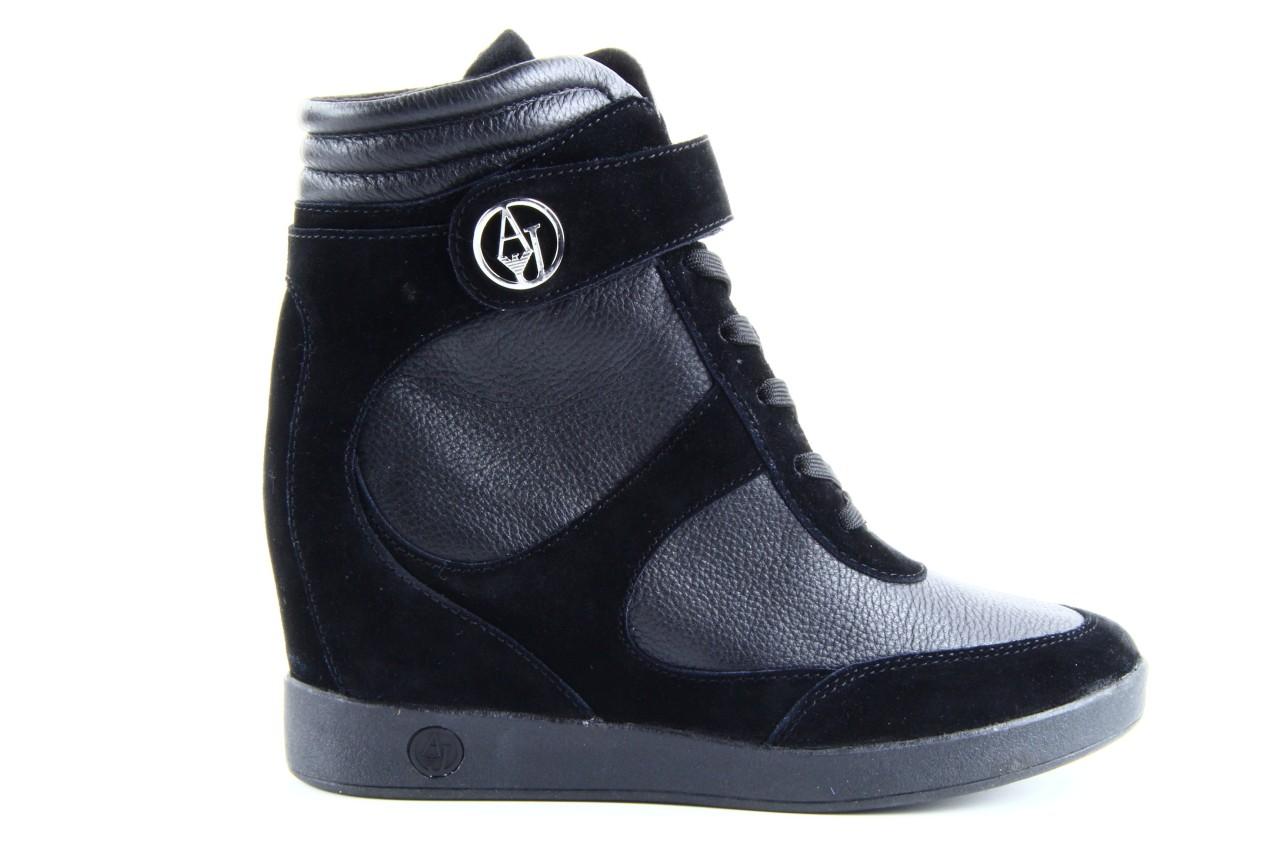 Armani jeans z55a1 67 black - armani jeans - nasze marki 9