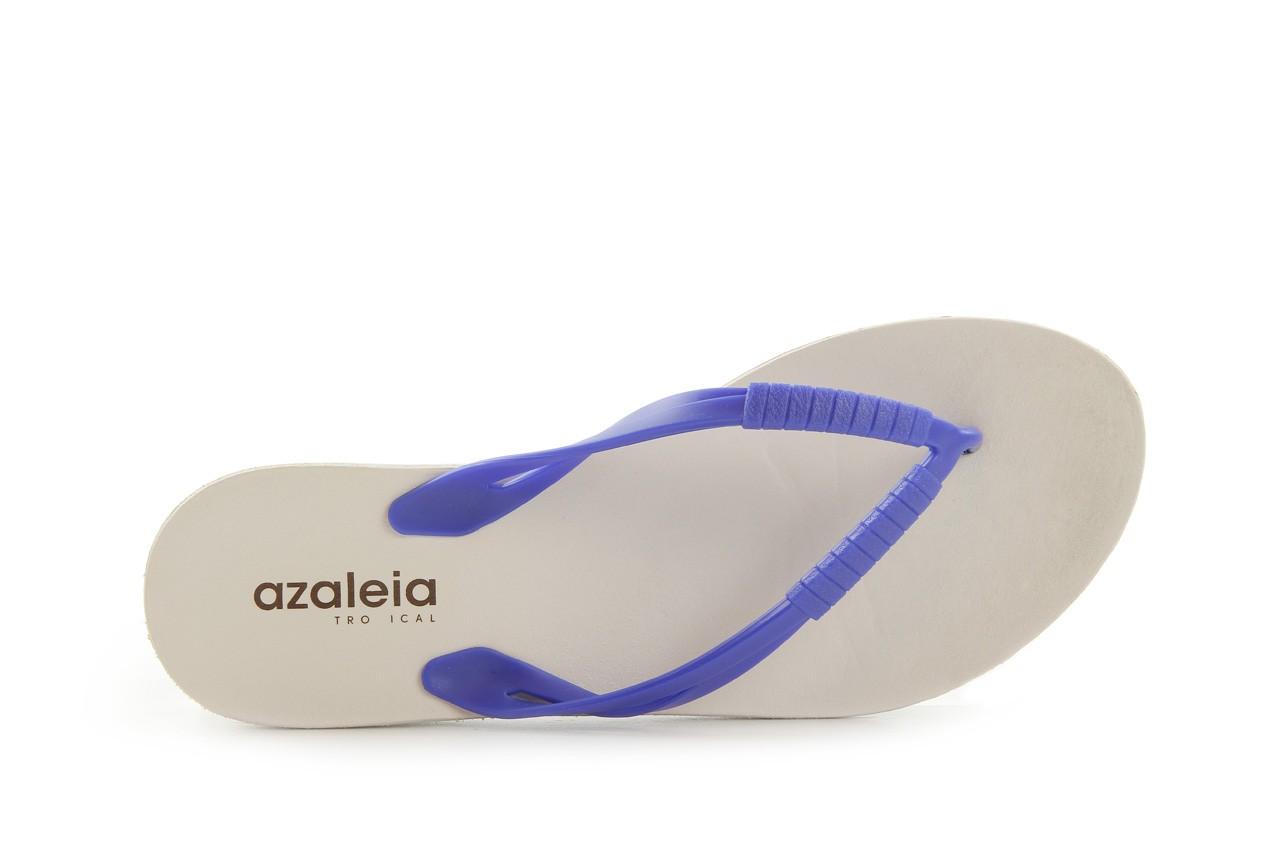 Klapki azaleia 229 335 astral blue, granat, guma - azaleia - nasze marki 9