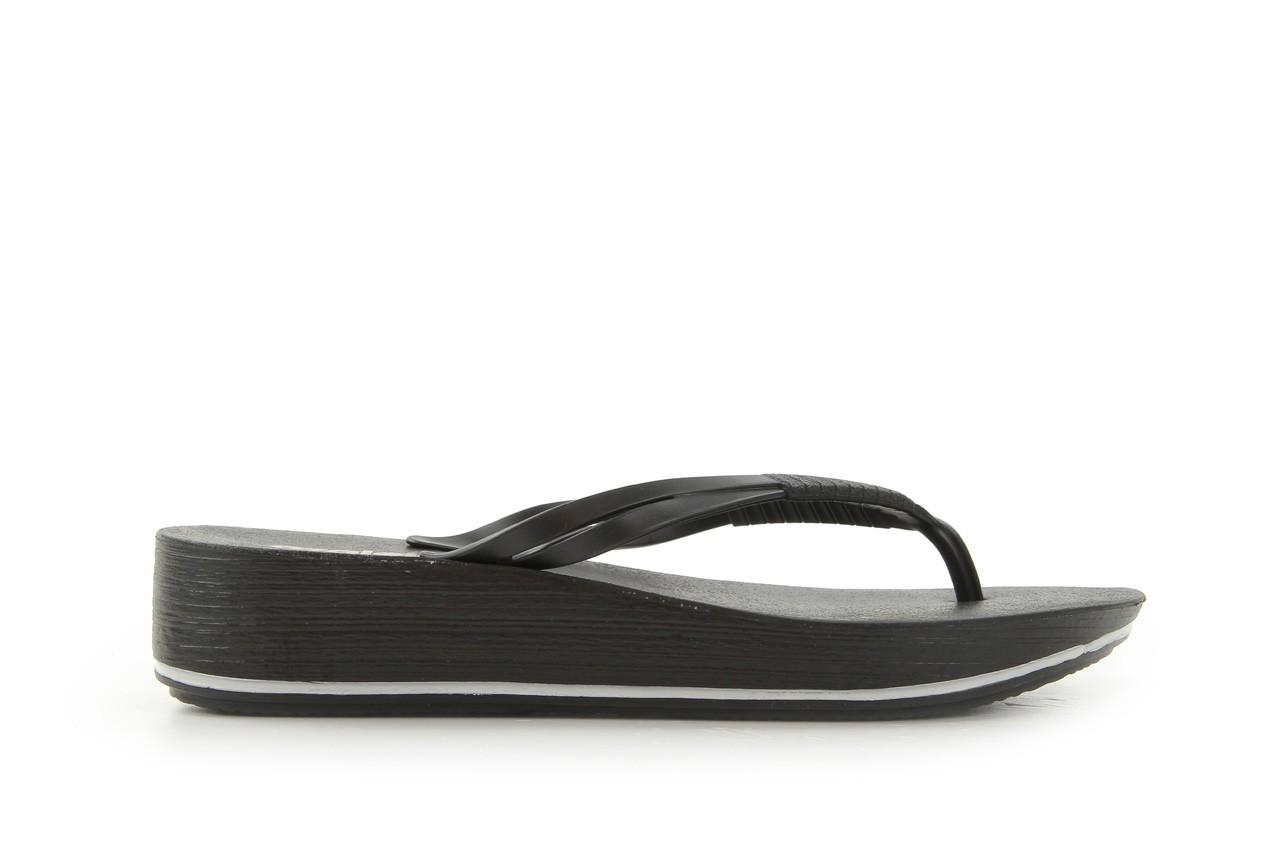Klapki azaleia 229 335 black, czarny, guma - azaleia - nasze marki 5