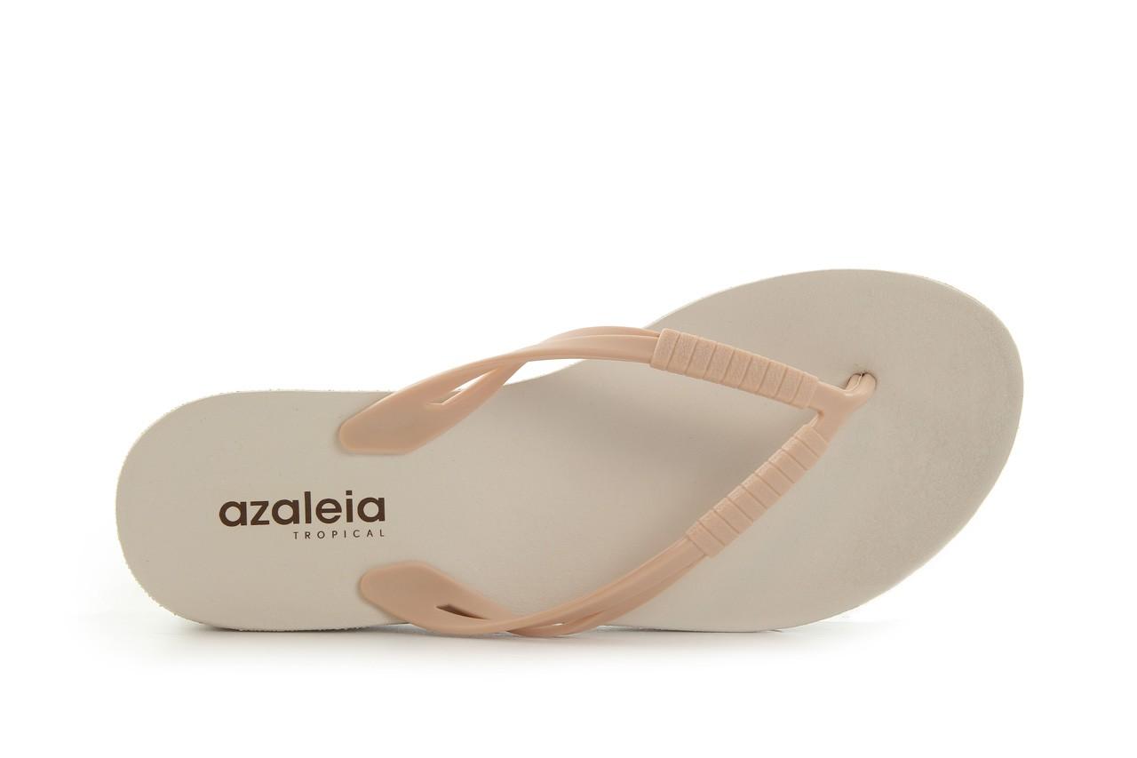 Klapki azaleia 229 335 skin, beż, guma - azaleia - nasze marki 9