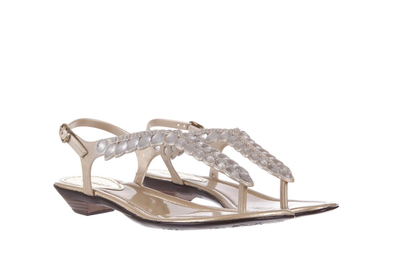 Sandały azaleia 311-grazi300 gold, złote, guma - azaleia - nasze marki 7