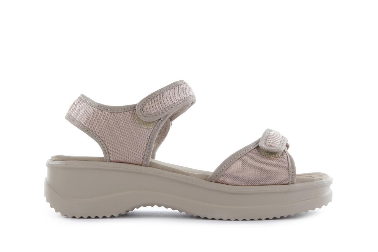 Sandały azaleia 320 321 pearl 18, beż, materiał - azaleia - nasze marki 6