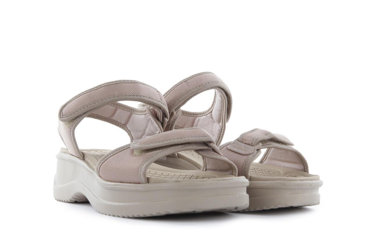 Sandały azaleia 320 321 pearl 18, beż, materiał - azaleia - nasze marki 7