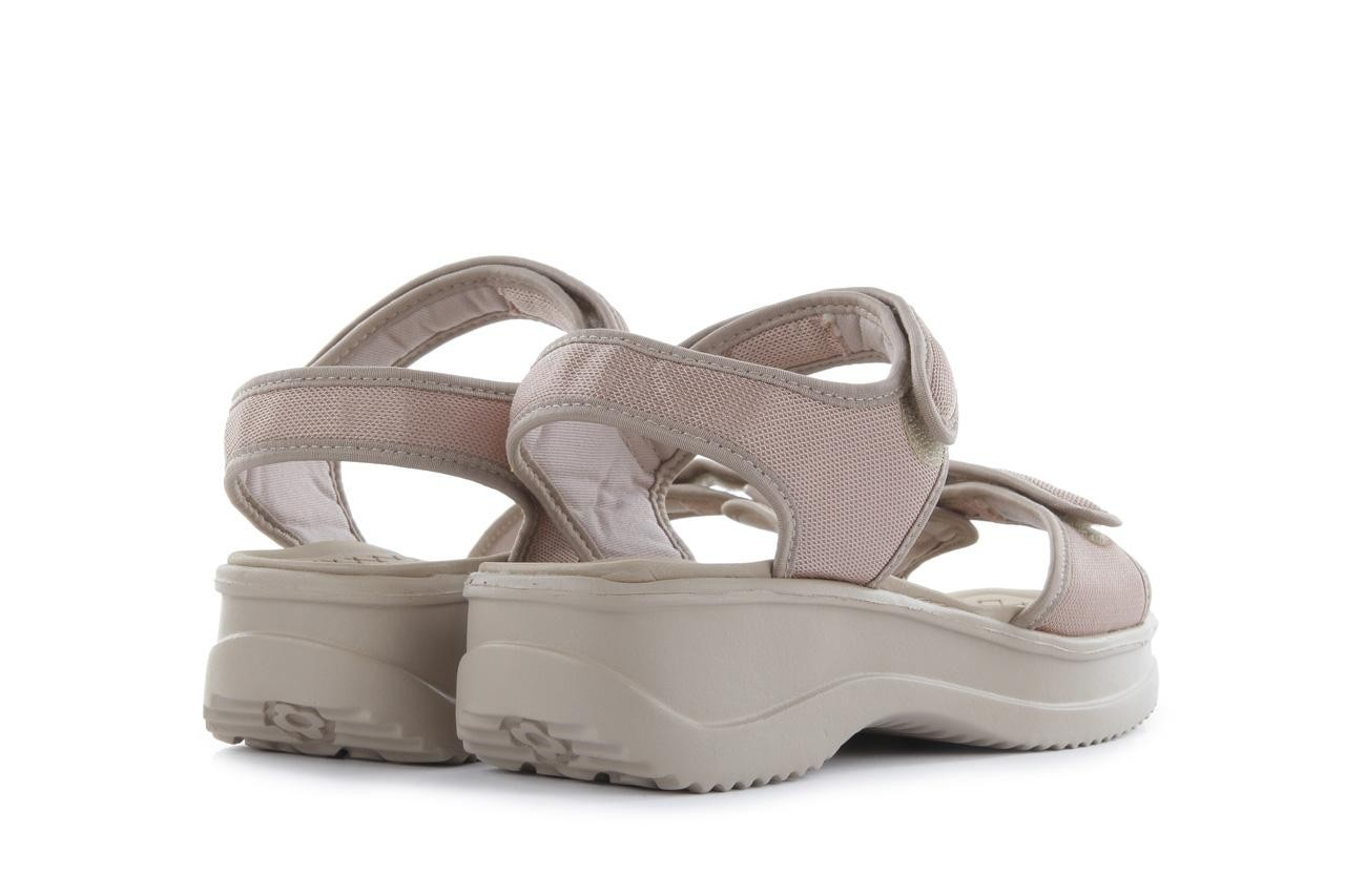 Sandały azaleia 320 321 pearl 18, beż, materiał - azaleia - nasze marki 9