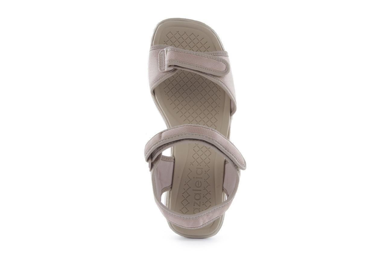 Sandały azaleia 320 321 pearl 18, beż, materiał - azaleia - nasze marki 10